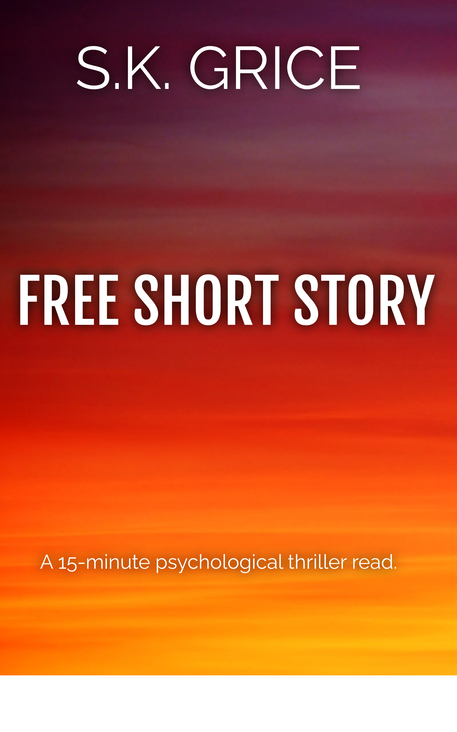 Short Story Cover 1